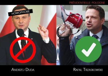 Présidentielle polonaise : en difficulté, la droite ressort des arguments homophobes