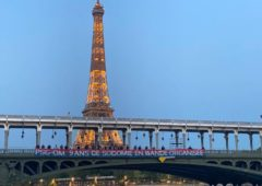Football : Des banderoles homophobes et sexistes déployées par des supporters parisiens en marge du clasico