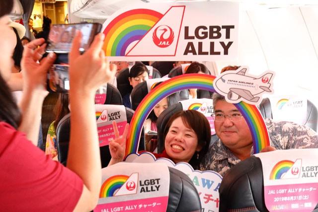 Plus de « mesdames et messieurs », Japan Airlines adopte la neutralité de genre pour saluer ses passagers