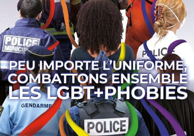 « La gendarmerie nationale, pilier de la sécurité des français, recule sur la lutte contre les violences anti-LGBT ! »