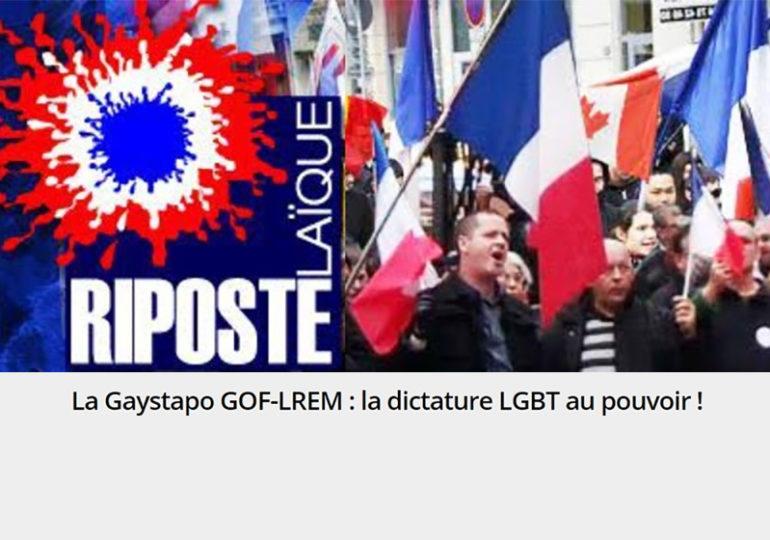 Plainte pénale contre « Riposte Laïque » pour injures et incitation à la haine LGBTphobes