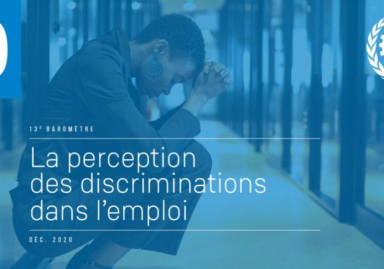 Discriminations dans l'emploi : « les victimes sont deux fois plus nombreuses à se défendre qu'en 2013 »