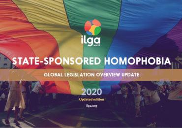 Rapport ILGA 2020 : les droits des LGBT+ progressent mais 69 pays criminalisent toujours l'homosexualité