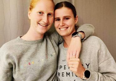 Tennis : Alison Van Uytvanck et sa compagne Greet Minnen se sont fiancées