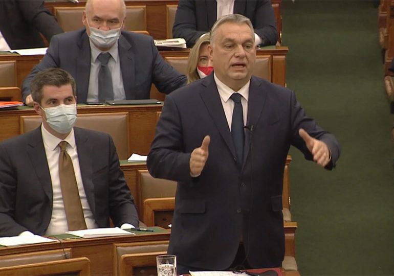Hongrie : le parlement adopte des mesures constitutionnelles anti-LGBT, dont l'interdiction de l'adoption pour les couples de même sexe