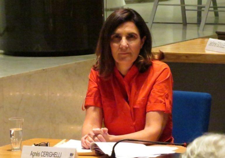 Agnès Cerighelli à nouveau condamnée pour ses tweets homophobes