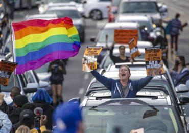 Joe Biden relance un plan d'action pour promouvoir les droits des personnes LGBTQI+ dans le monde