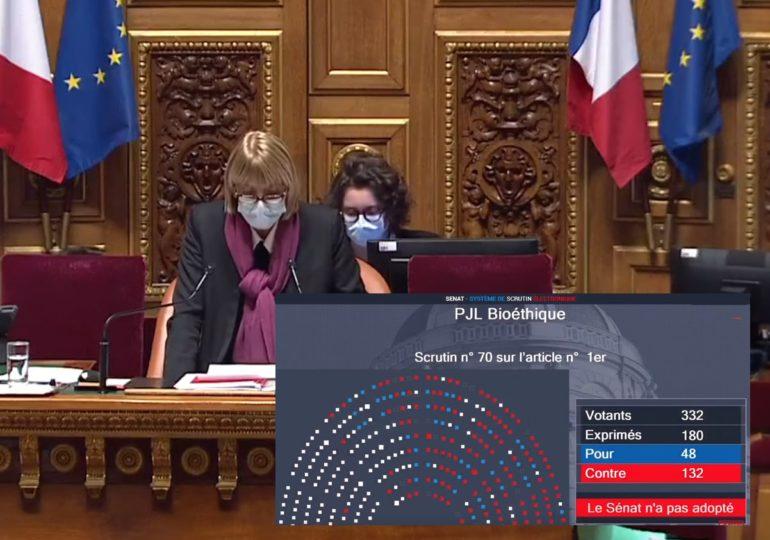 PMA pour toutes : Le Sénat exclut les femmes célibataires du projet de loi bioéthique