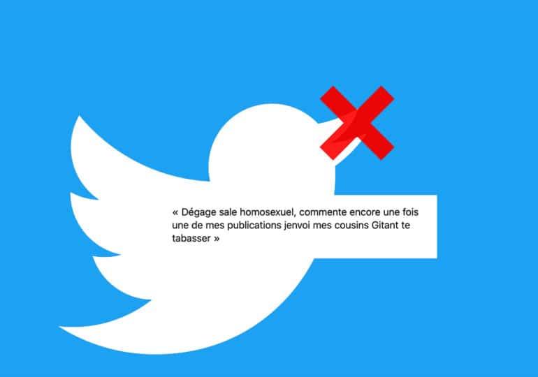 Un tweetos condamné pour injure publique homophobe