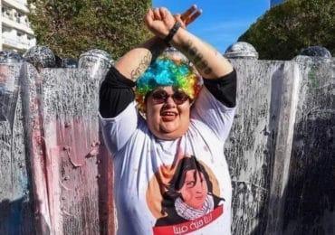 Libération de la militante tunisienne Rania Amdouni