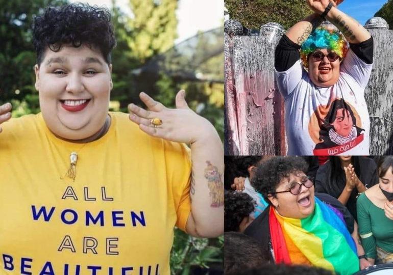 Appel International pour une libération immédiate de Rania Amdouni, militante queer et féministe emprisonnée en Tunisie
