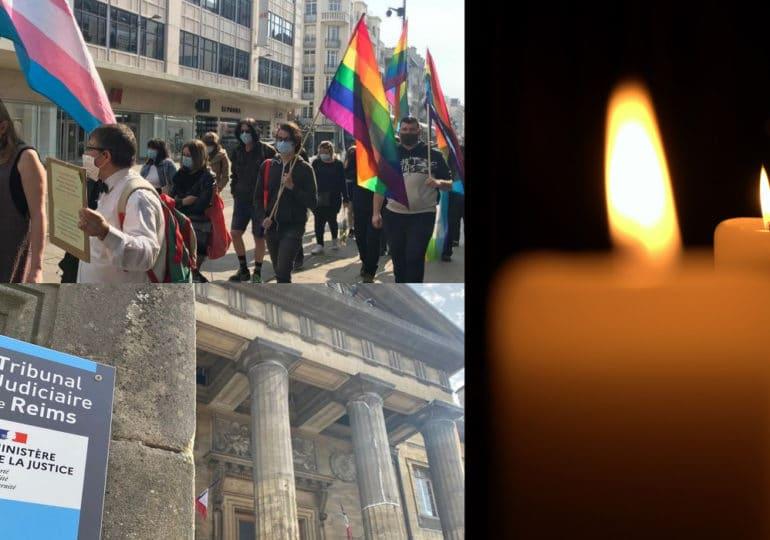 Viol et crime homophobe : Des rassemblements en hommage à Paula organisés à Reims et Perpignan