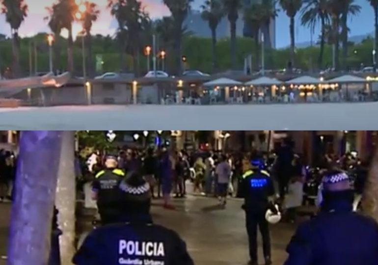 Espagne : Deux couples gays « passés à tabac » sur la plage de Somorrostro à Barcelone
