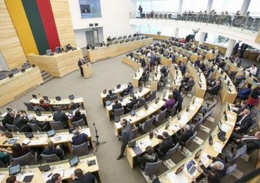 Le parlement lituanien rejette un projet d'unions civiles pour les couples de même sexe