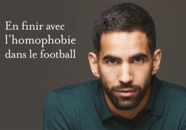 « Adieu ma honte » de Ouissem Belgacem, « un témoignage rare et fort » sur l'homophobie dans le milieu du football