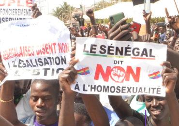 Au Sénégal, une manifestation pour réclamer le durcissement de la législation sur l'homosexualité