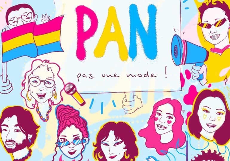 24 mai 2021 : Journée de la visibilité Pan (Pansexuel et Panromantique)