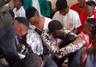 44 personnes arrêtées lors d'un prétendu « mariage gay » en Ouganda