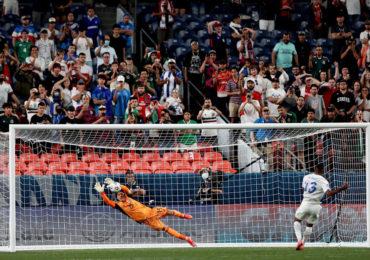 Football/Ligue des Nations Concacaf : la demi-finale Mexique-Costa Rica interrompue après des cris homophobes