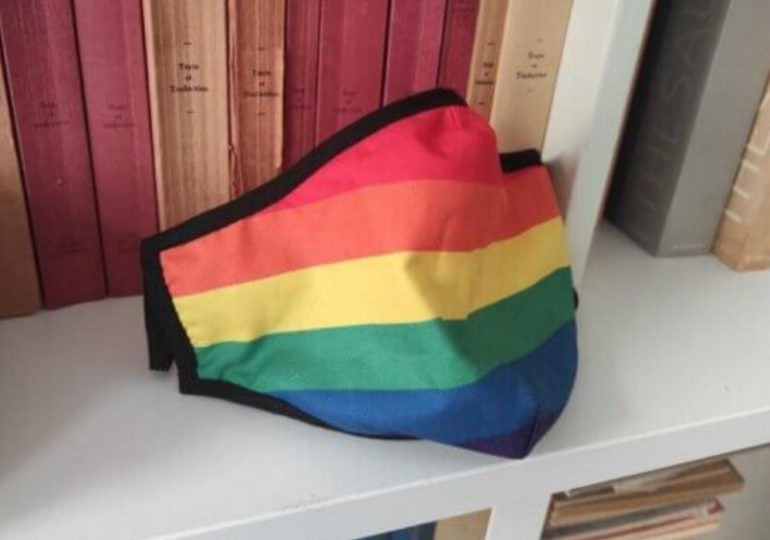 Interdite de cours pour un masque arc-en-ciel : STOP homophobie demande une sanction disciplinaire contre la cheffe d'établissement