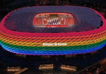 L'UEFA refuse l'illumination du stade de Munich en arc-en-ciel pour le match Allemagne-Hongrie