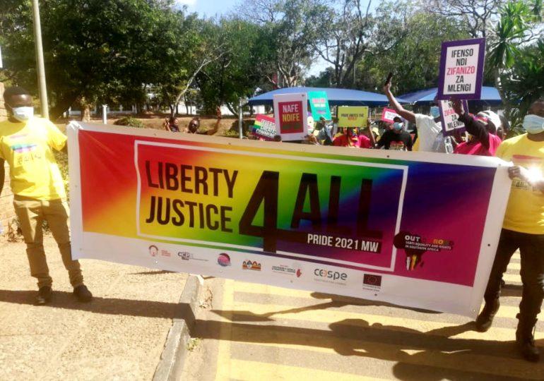 Une première Marche des Fiertés au Malawi où l'homosexualité reste illégale