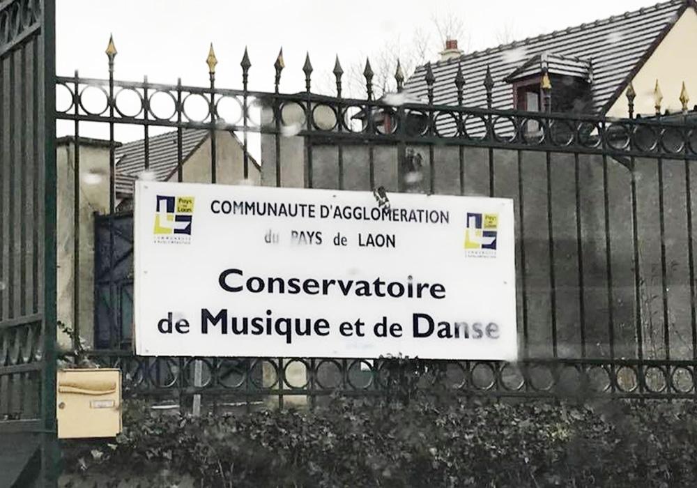 Plainte pour discrimination transphobe contre le conservatoire de Laon