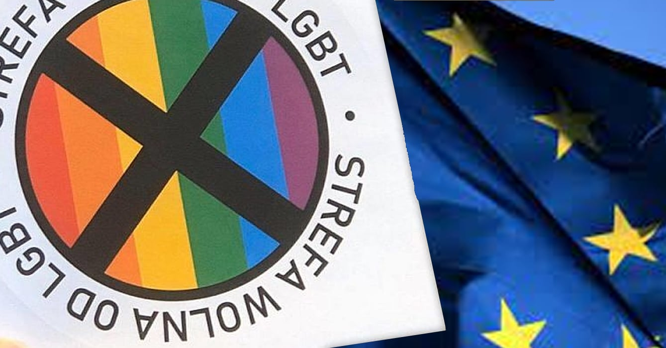 Une première région polonaise retire sa résolution « anti-LGBT » face aux menaces de suspension des fonds européens