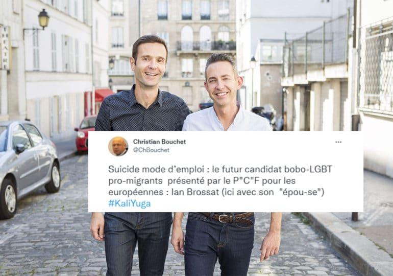 Affaire Ian Brossat : un militant d'extrême droite jugé pour son tweet homophobe